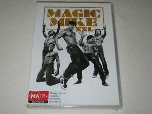 Magic Mike XXL - Brand New & Sealed - Region 4 - DVD