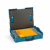 Werkzeugkoffer L-Boxx 102  limited edition (makita style) inkl Insetboxenset F3