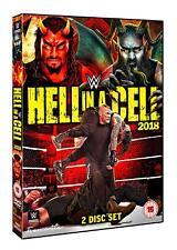 WWE Hell in a Cell 2018 [2x DVD] *NEU* Deutsch Deutscher Kommentar