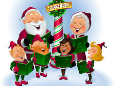 CHRISTMAS CAROLS CD, XMAS SONGS, SEASONAL HOLIDAY SONGS, YULETIDE MUSIC, FESTIVE