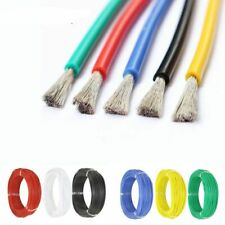 Heat Resistant Cable Wiring Soft Silicone Wires 12awg 14awg 16awg 18awg 20awg