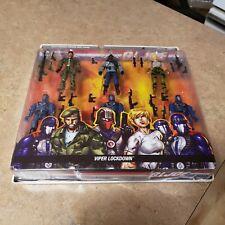GI Joe 2006 Viper Lockdown 6 Pack w/ G.I. Jane Sealed MIB Hasbro BZ050