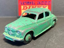 1951-54 Dinky Toys - 156 140B ROVER 75 Saloon - Green - New Tyres - NO BOX
