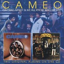 Cameo - Cardiac Arrest - We All Know W (NEW CD)
