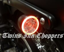 Rücklicht Blinker Kellermann Bullet 1000 DF 3in1 schwarz Harley Sportster Dyna