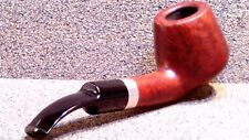 TAO & ILSTED Collaboration - #8 w/Silver Band - Smoking Estate Pipe / Pfeife