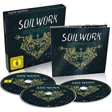 Soilwork - Live In The Heart Of Helsinki (NEW CD+DVD SET)