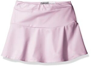 """Danskin Big Girls Drop Waist Skirt Lavender Size Large 12-14 (Waist 22"""")"""