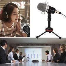 Condenser Pro Audio Microphone Sound Studio Recording Mic +Shock Mount