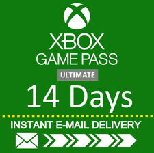 Xbox GAME PASS ULTIMATE +  Xbox LIVE GOLD 14 Day - INSTANT CODE DELIVERY 247
