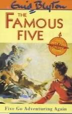 NEW (2)  FIVE GO ADVENTURING AGAIN ( FAMOUS FIVE book ) Enid Blyton