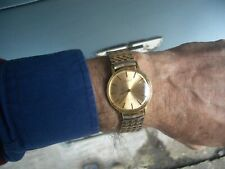 Vintage gold Tissot Stylist gentleman's dress watch - Swiss made.