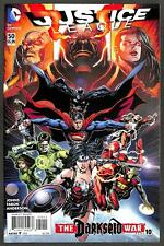 Justice League #50 (Vol 2) 1st App Jessica Cruz As Green Lantern 1st Print