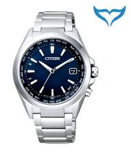 Citizen Elegant Herren CB1070-56L Armbanduhr 10bar Eco-Drive Titanium Saphir NEU