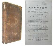 Leather Europe 1700-1799 Antiquarian & Collectable Books