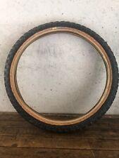 "Old School BMX Tire Tioga Comp 3 III Rainbow Gumwall 2.125"" Survivor"