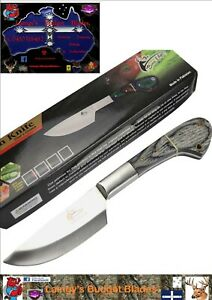 """TheBoneEdge9"""" Chef's Choice Kitchen Knife Packawood Handle Steel Blade Full Tang"""