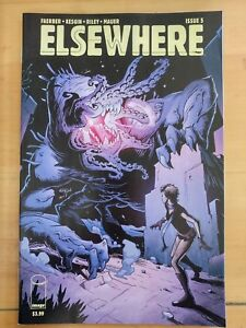ELSEWHERE #5 (2018 IMAGE Comics) ~ VF/NM Comic Book