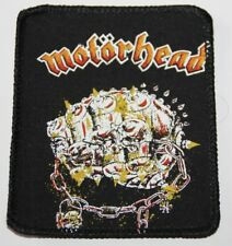 Motörhead, Iron Fist, Vintage printed Patch, rar, rare