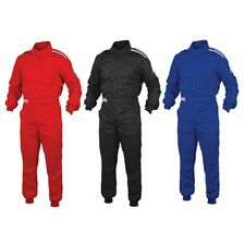 OMP OS 10 Oval Autograss Grass Track Racing Suit Overalls SFI Approved IA01904