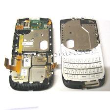 Blackberry 9800 Torch Flex Cable Keypad Membrane Middle Board Plate Slider White