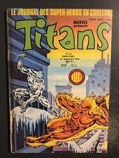 TITANS - T22 : septembre 1979