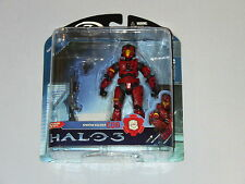 McFarlane Halo 3 Series 2 Red Spartan Soldier CQB Action Figure New MIMB