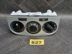 Vauxhall corsa Opel D 1.2 2006-2011 Heater Control Panel 16774010