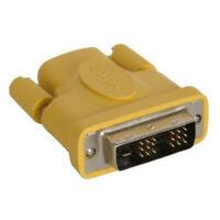 DVI auf HDMI Adapter DVI-D Stecker auf HDMI Buchse Single Link DVI HDMI