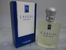 CASUAL FOR MEN by PAUL SEBASTIAN 1.7 FL oz / 50 ML Cologne Spray New In Box