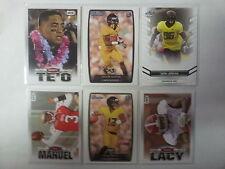 2013 NFL RC Lot Tavon Austin E.J Manuel Eddie Lacy Geno Smith Dion Jordan & Te'o