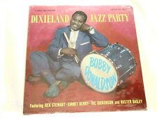 BOBBY DONALDSON Dixieland Jazz Party Rex Stewart Vic Dickenson SEALED LP