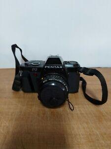 Vintage Pentax Camera P3 Used Working