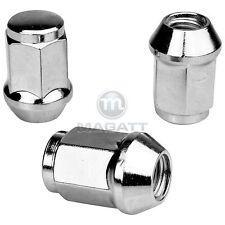 20 Cromo Tuercas de las ruedas llantas aluminio DAIHATSU freeclimbe (184beo) /