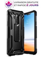 Coque,étui pour LG G7 Housse Robuste avec film de protection d'écran intégré