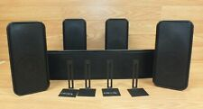 Genuine Philips (CS3565) Home Theater Surround Sound Speakers **READ**