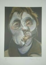 FRANCIS BACON  NICE Lithograph Hand Signed in Pencil