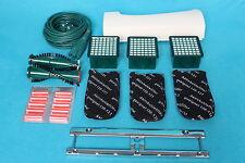 Zubehörset Stromkabel,Blech,Haube,Filter mehr geeignet Vorwerk Kobold 130-131