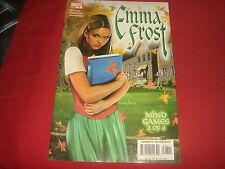EMMA FROST #8  X-Men Greg Horn Cover Marvel Comics 2004 NM