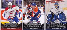 10-11 Upper Deck Dustin Tokarski Young Guns Rookie Jeunes Lancuers French