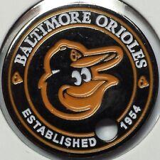 Baltimore Orioles Pathtag Coin MLB Major League Baseball AL East Bird