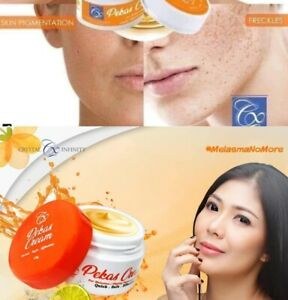 Pekas Cream For Melasma And Highly Pigmented Skin 15 g .Authentic