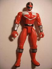 Bandai Sentai POWER RANGERS 2000 TIME FORCE figurine Rouge figure 14cm
