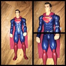 sperman figure action man toy doll with red cape marvel