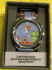 Classic Super Mario Wrist Watch - Officially Licensed - Nintendo NES