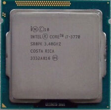 Intel Core i7-3770 3.4GHz LGA 1155 SR0PK 4-Core Processor CPU TDP 77W Tested
