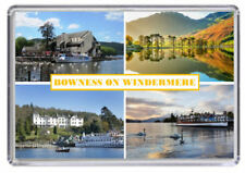 Bowness on Windermere, Lake District, Cumbria Fridge Magnet