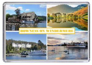 Bowness on Windermere, Lake District, Cumbria Fridge Magnet