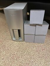 5 SONY DVD surround sound Speakers SS-TS502 And Sub-Woofer. Tested