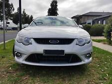 Ford/FPV FG headlight eye lid/ eyebrows suit Ute/Sedan/XR6/Turbo/XR8/F6/G6/Badge